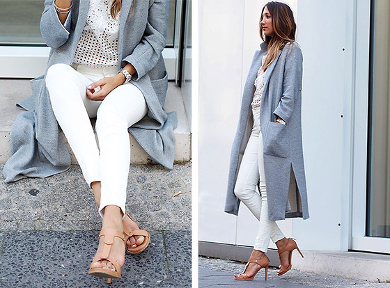 fall outfit ideas with white jeans 1