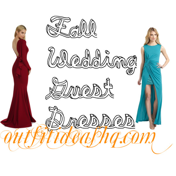 fall wedding guest outfit ideas 9