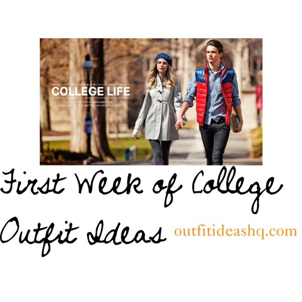 first week of college outfit ideas 11