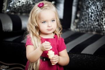 little girl 9