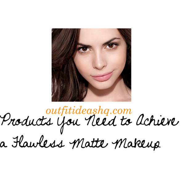 matte makeup 11