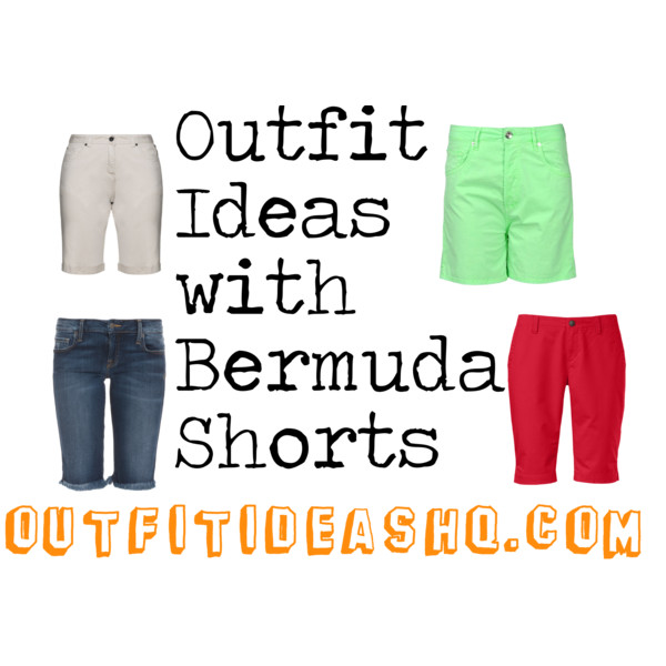 outfit ideas with bermuda shorts 11