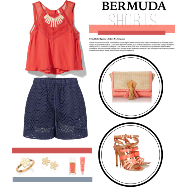 outfit ideas with bermuda shorts 6