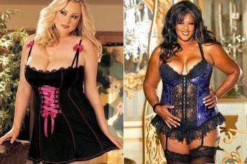 plus size corset 12