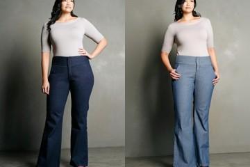 plus sized jeans under $50 9