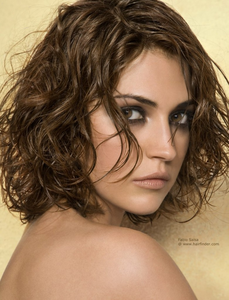 wet hairstyles 9
