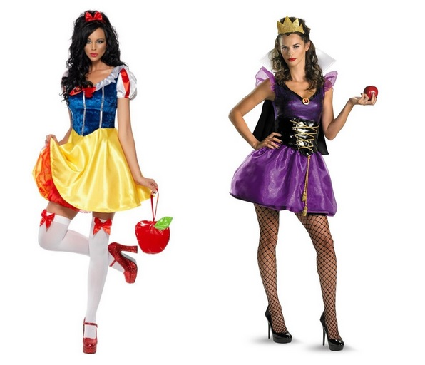 Cute and Creative Matching Costumes for Halloween with your Best ...