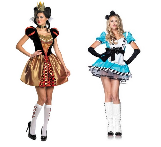 best friend halloween costume 6  sc 1 st  Outfit Ideas HQ & Cute and Creative Matching Costumes for Halloween with your Best ...