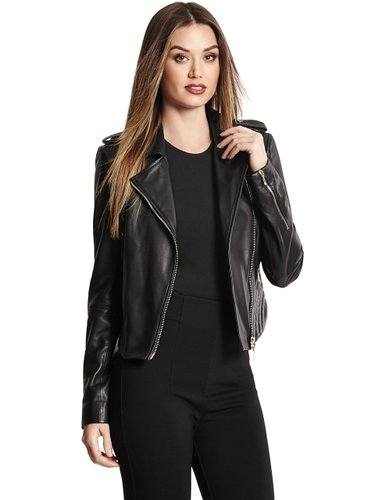 13 Best Leather and Faux Leather Jackets - Outfit Ideas HQ