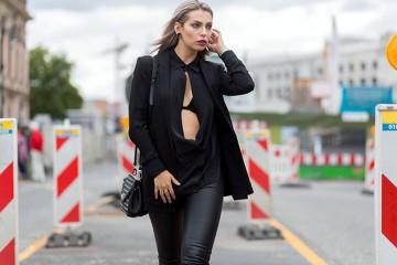 Mercedes-Benz Fashion Week Berlin Spring/Summer 2016 - Streetstyle