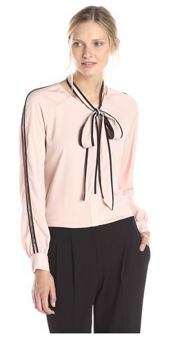 classy blouses to wear for work 1