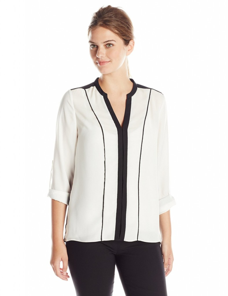 classy blouses to wear for work 7