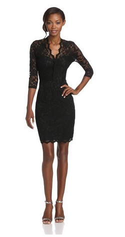 classy lbd for fall 1