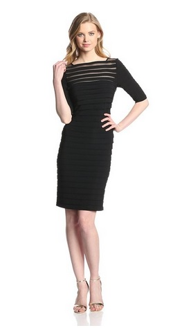 classy lbd for fall 6