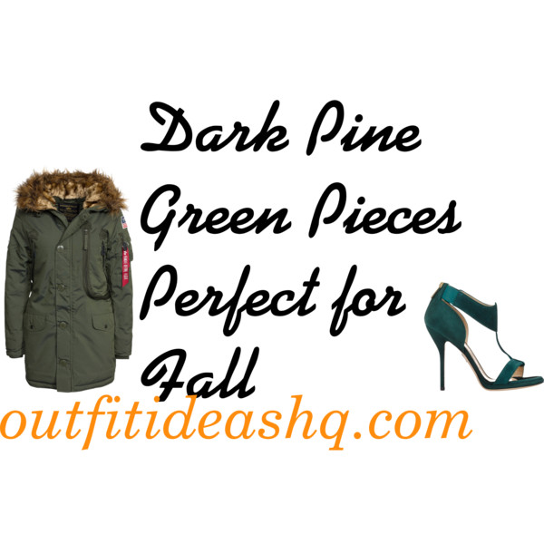 dark pine pieces for fall women 10