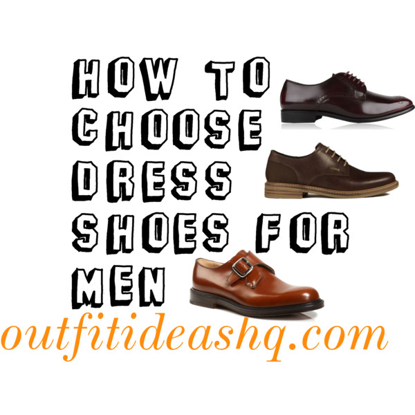 How to Choose Dress Shoes for Men