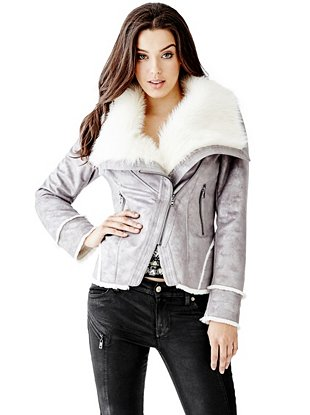 faux fur jacket coat for women this fall winter 4