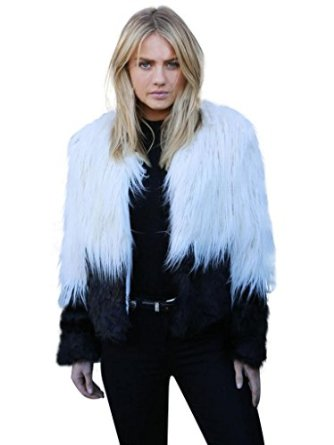 faux fur jacket coat for women this fall winter 8