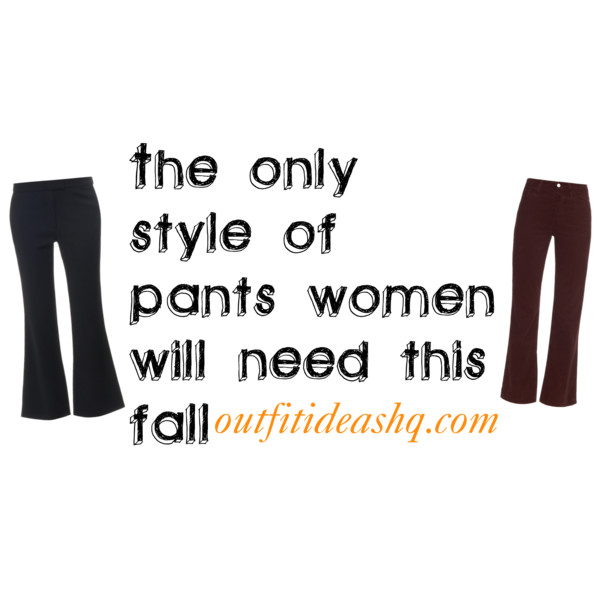 flare pants 10