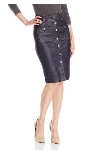 high waist skirt pants jeans 1