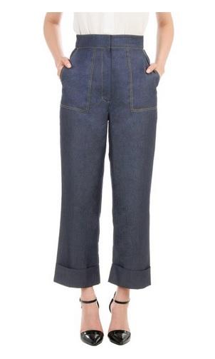 high waist skirt pants jeans 3