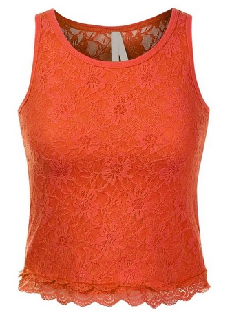 Different Shades Of Orange different shades of orange tops for women - outfit ideas hq