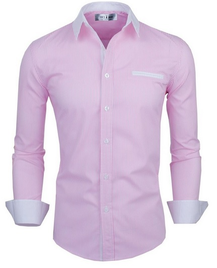 pink shirts for men 2
