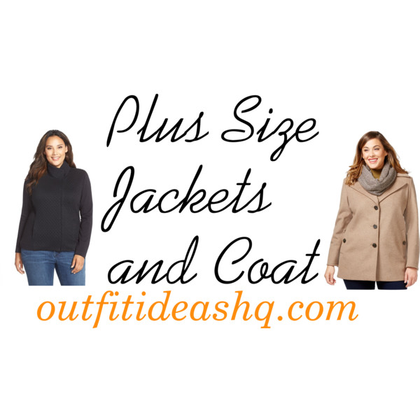 plus size coat and jacket for women 10
