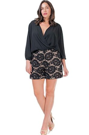 plus size rompers 1