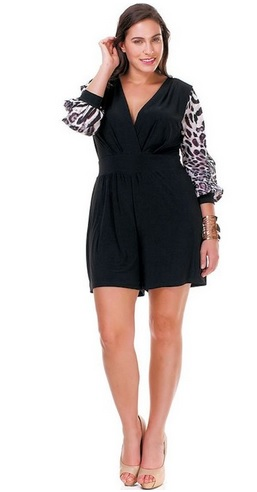 plus size rompers 3