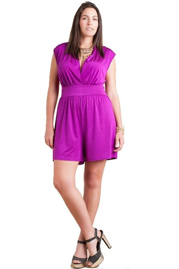 plus size rompers 4