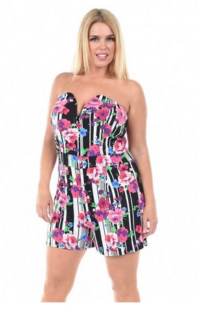 plus size rompers 6