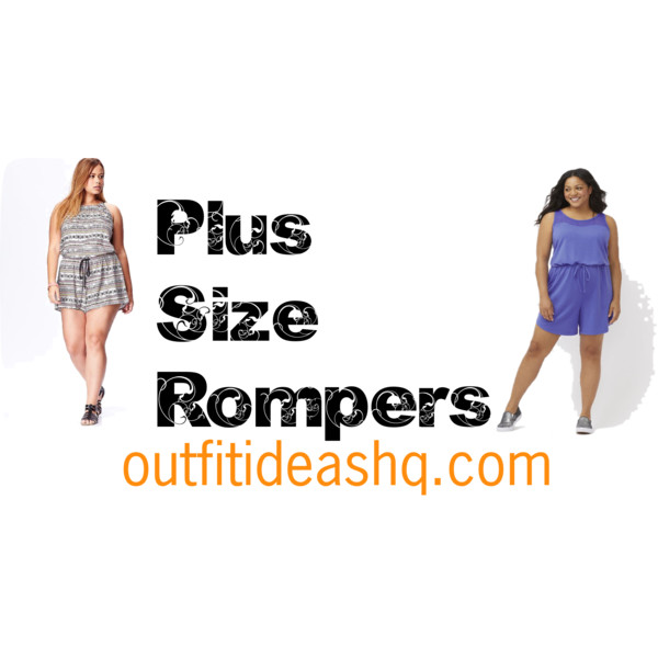 plus size rompers 9