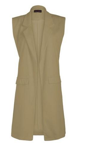 sleeveless vest 1