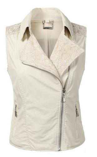 sleeveless vest 10