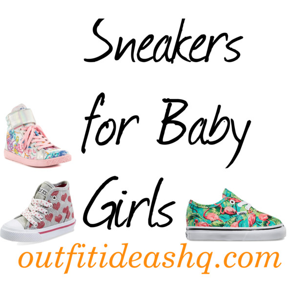 sneakers for baby girls 9