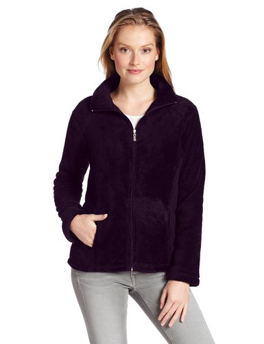 sporty fleece jackets to wear this winter for women 3
