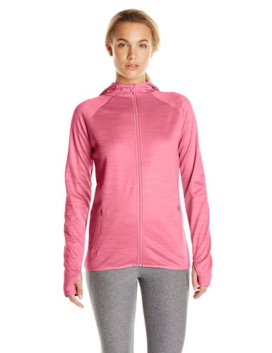 sporty fleece jackets to wear this winter for women 5