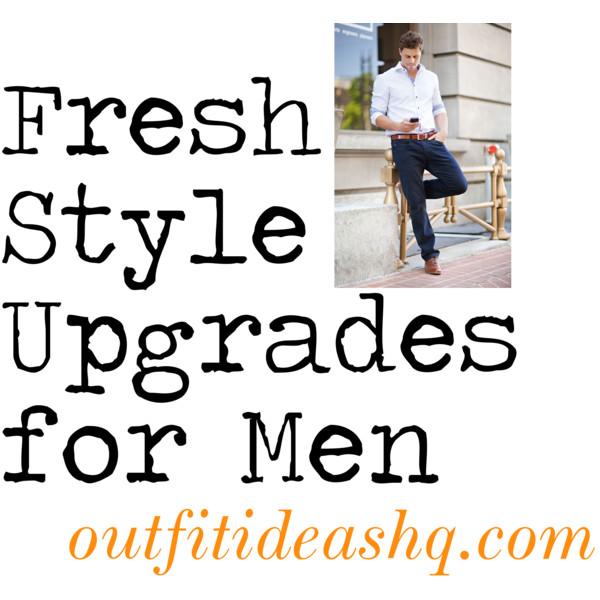 style upgrade men 12