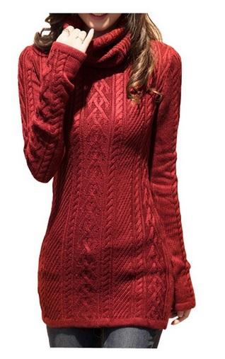 turtleneck sweater 1