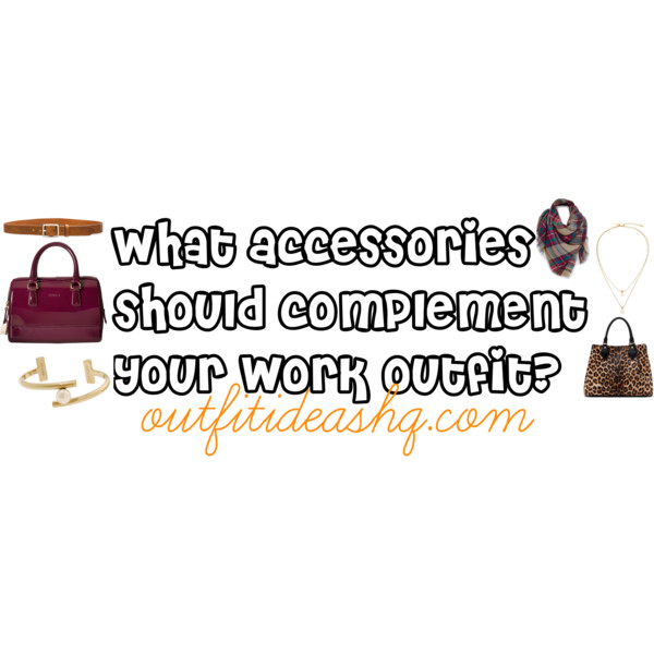work appropriate accessories 12