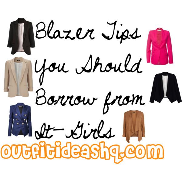 blazer women 9