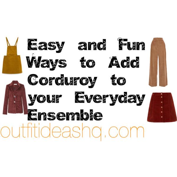 corduroy 1-