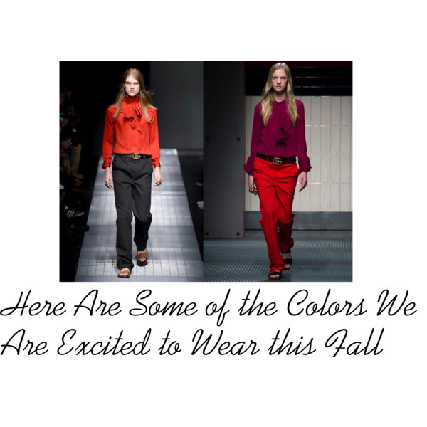 fall colors women 2015 11