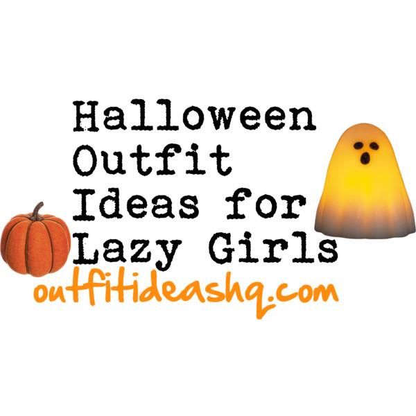 lazy halloween 10