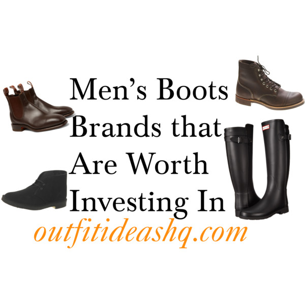 men boot brands 8