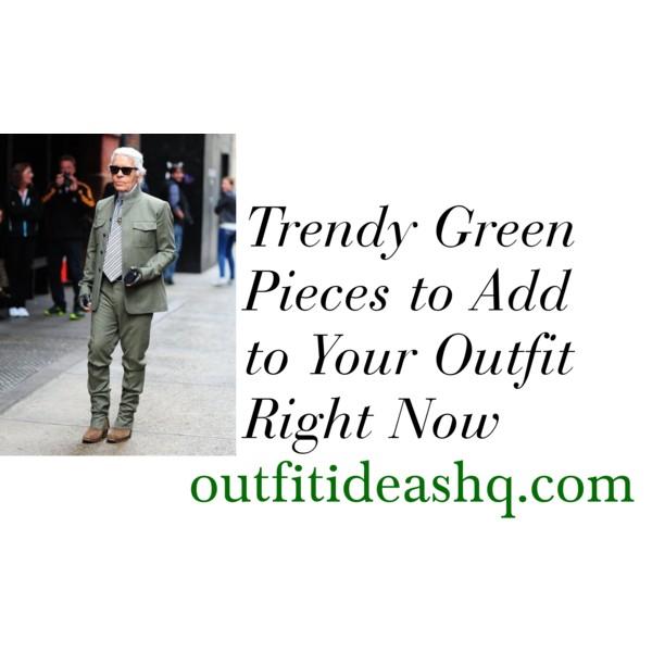olive green men 10