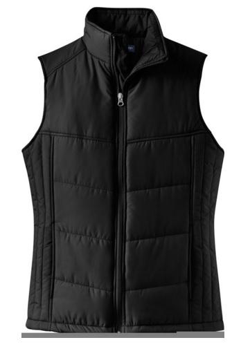 puffer vest women  2