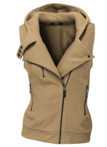 puffer vest women  4