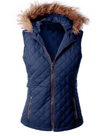 puffer vest women  9